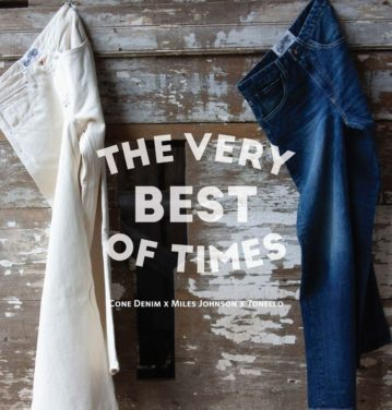 The Very Best of Times Lookbook Cover Page-1