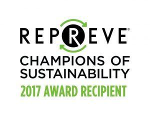 Cone Denim and Burlington Awarded REPREVE Sustainability Champions
