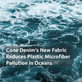 Done Denim's New Fabric Reduces Pollution in Oceans