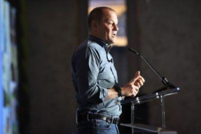 Gap CEO Details Sustainability Journey